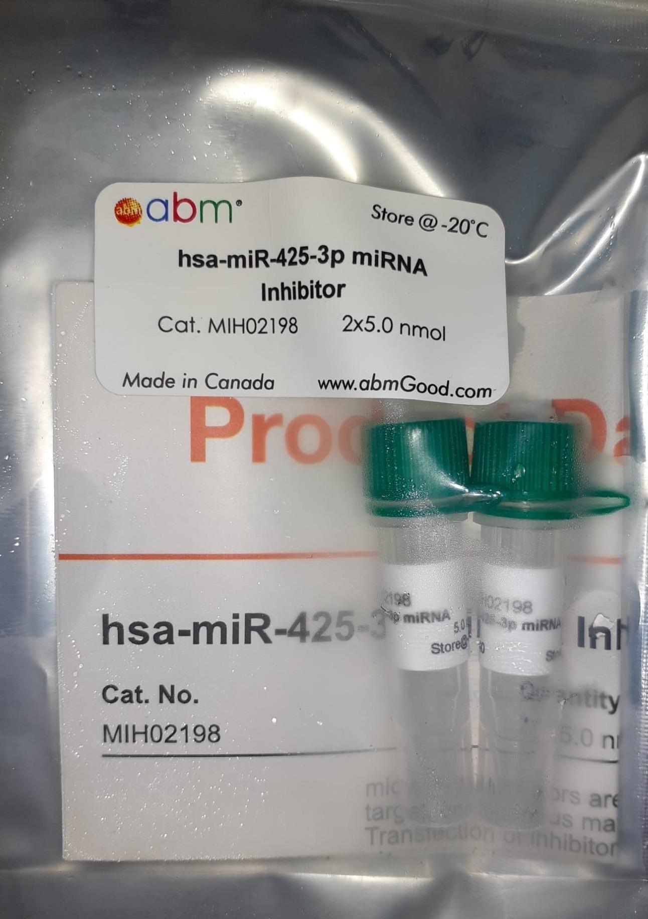 ABM HSA Mirna inhibitor