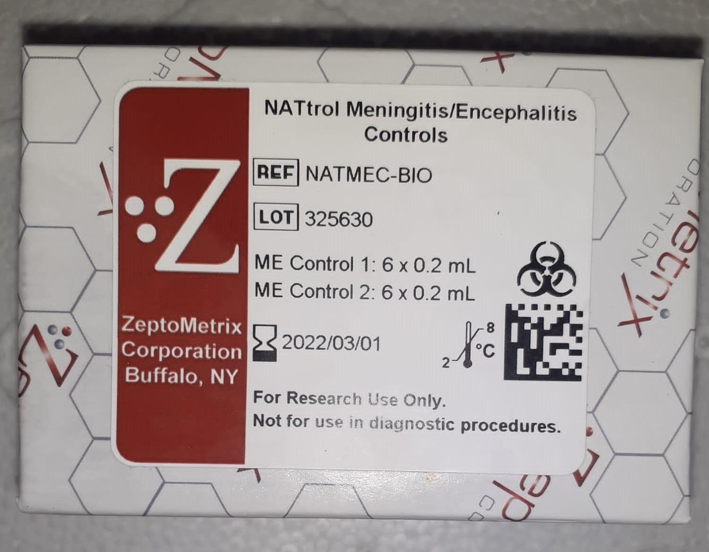 Natrol Meningitis