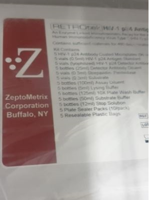Zeptometrix buffalo corporation