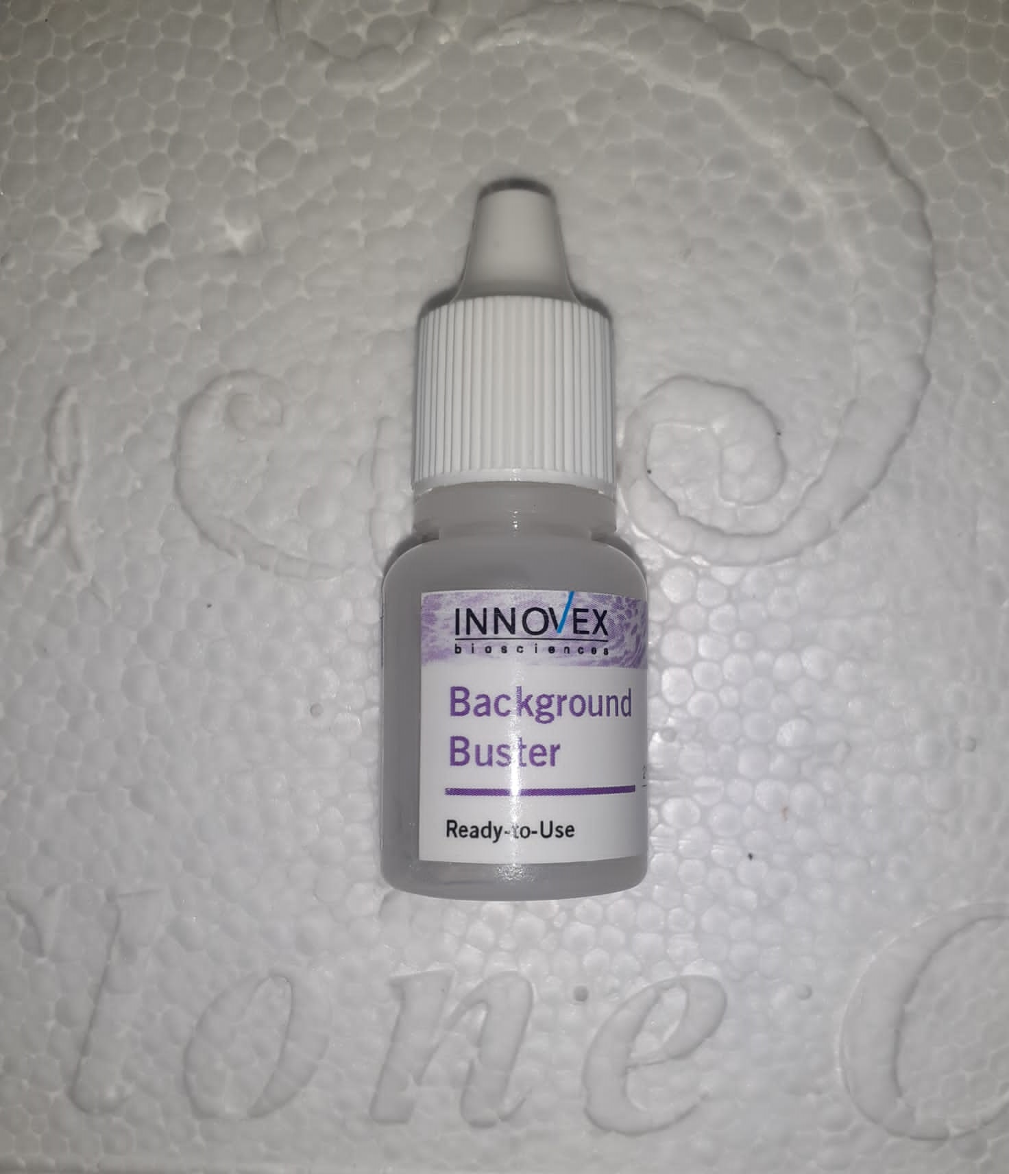 innovexbio background buster peptide